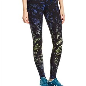 Nike enchanted forest print epic lux leggings